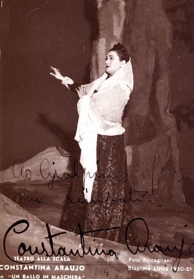 Constantina Araujo