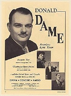 Donald DAME