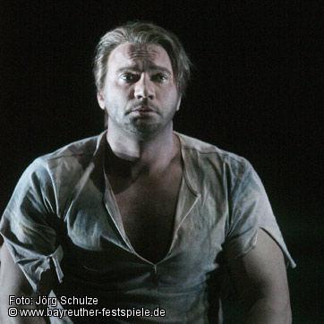 Endrik WOTTRICH als Siegmund in Bayreuth