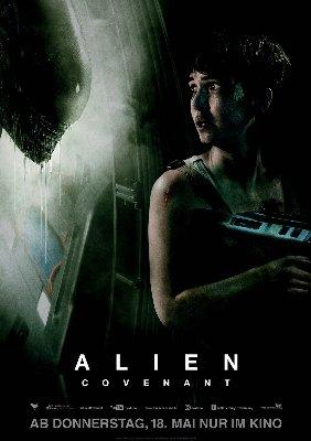 FilmPoster  Alien Covenant~1