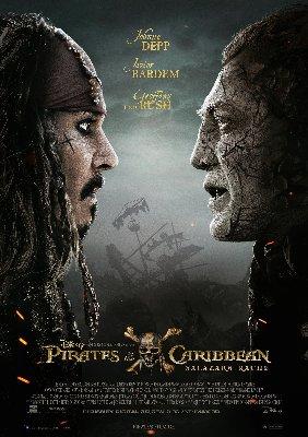 FilmPoster  Piraten der Karibik 5~1