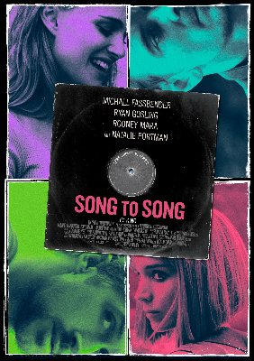 FilmPoster  Song to Song~1