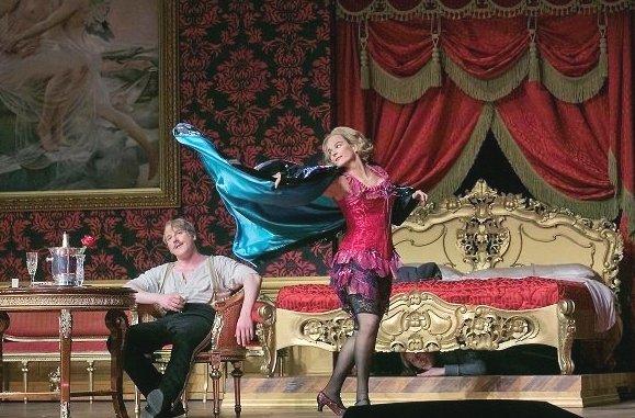 Met Rosenkavalier  Szene  xx