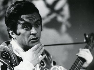 Miroslav Smyčka als Figaro