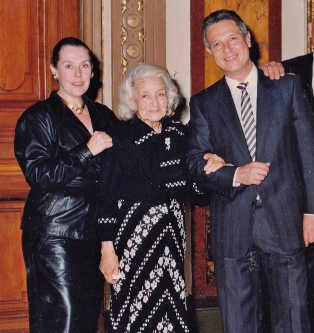 Panton Wallmann Mordler Monaco 1990