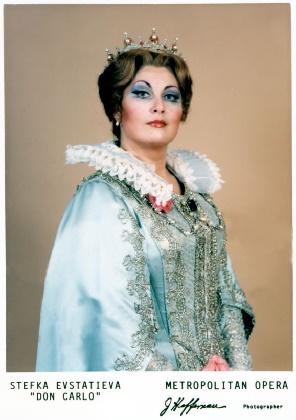 Stefka Evstatieva
