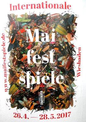 Wiesbaden Plakat Maifestspiele 2017~1