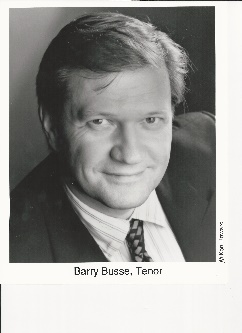 Barry BUSSE