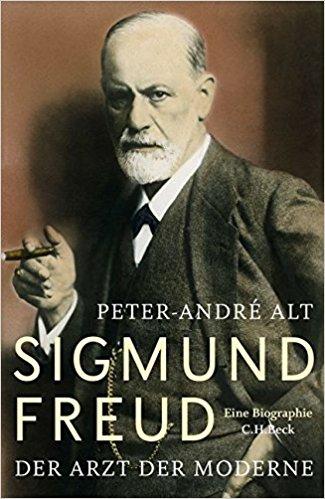 BuchCover  Alt, Sigmund Freud