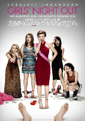 FilmPoster  Girlls Night out x~1