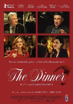 FilmPoster   The Dinner~1
