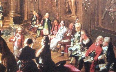 Freimauer  Mozart Gemälde~1