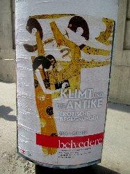 KlimtAntike Plakat~1