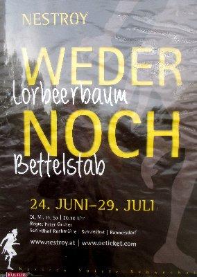 LORBEERBAUM  Plakat~1