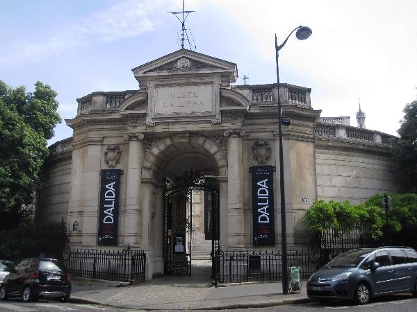 Paris Palais Galliera Dalida-Ausstellung Foto Andrea Matzker P018843
