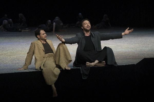 Perlfischer, Francesco Demuro (Nadir), Gyula Orendt (Zurga), Foto Donata Wenders