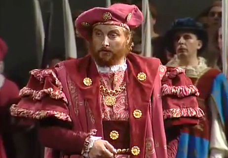 Philippe ROUILLON als Henri VIII