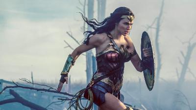 Wonder Woman~1