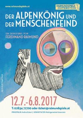 Alpenkönig Plakat