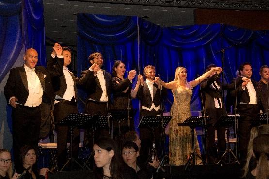 Aureliano in Palmira Ensemble Rossini in Wildbad 14.7.17