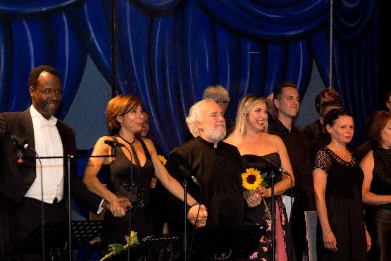 Eduardo e Cristina Tarver, Polverelli, Gelmetti, Dalla Benetta Rossini in Wildbad 16.7.17