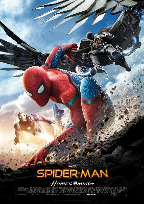 FimPoster  SpiderMan Homecoming~1