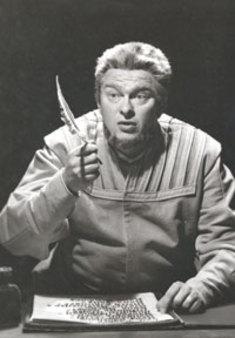 Gerd Nienstedt als Kothner in Bayreuth