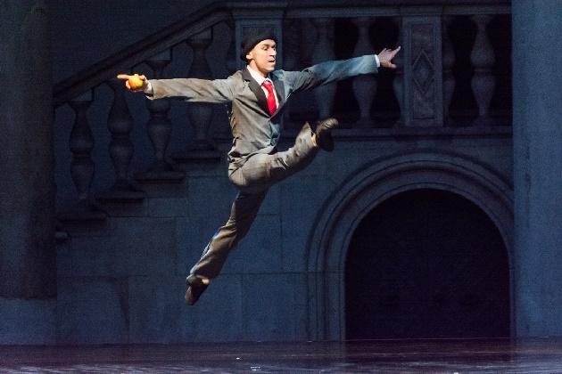 Igor Kolb - Teatr Maryjski w Sankt Petersburgu. Fot. Ryszard Kornecki