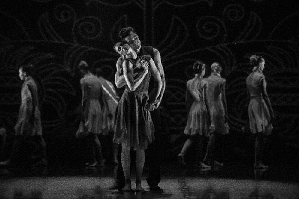 Bildergebnis für ballett györ romance