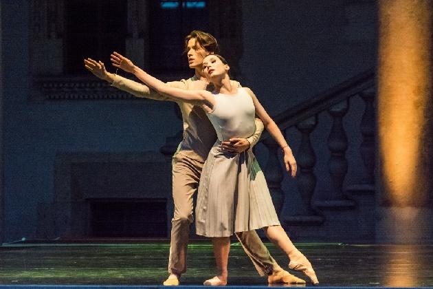 Olesia Shaytanova i Kipras Chlebinskas - Litewski Narodowy Teatr Opery i Baletu w Wilnie. Fot. Ryszard Kornecki