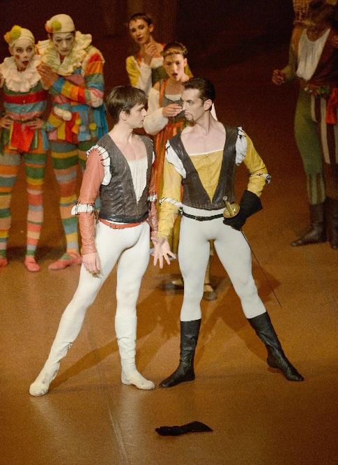 Robert as Tybalt 01