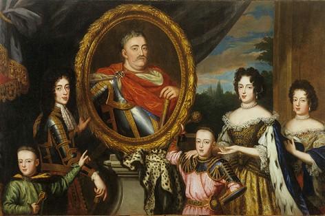 Sobieski Familie 2