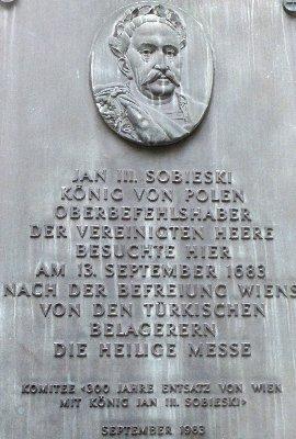Sobiseki, Gedenktafel xx~1