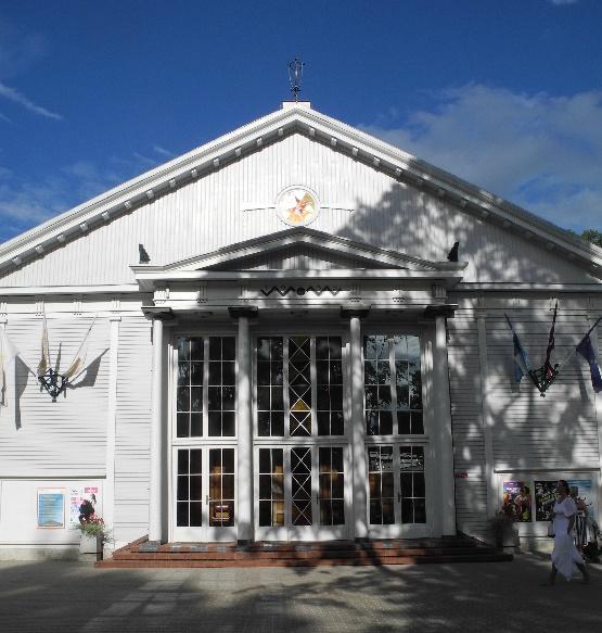1Jurmala, Dzintaru Konzertsaal von 1936, Foto Ursula Wiegand