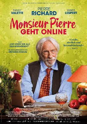 FimPoster  Monsieur geht online~1
