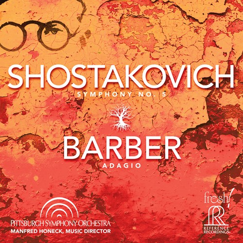 coverCD Schostakowitsch