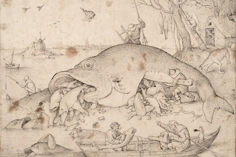Bruegel  Grosser Fisch