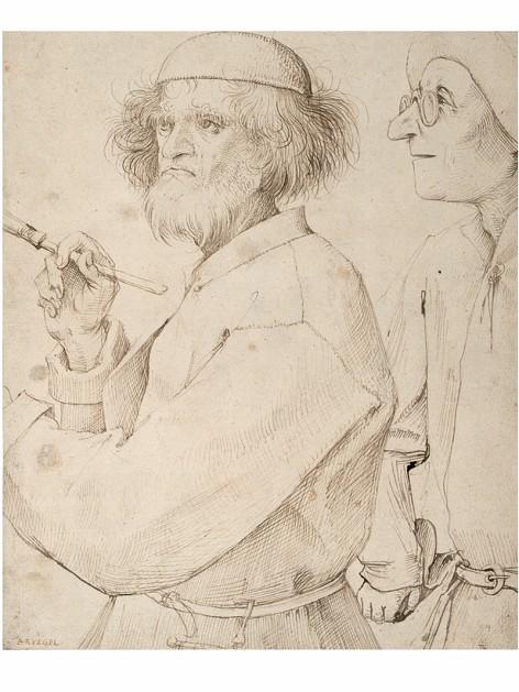 Bruegel  Künstler und Käufer