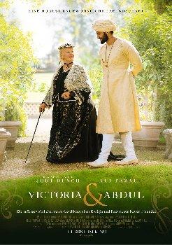 FimPoster  Victoria und Abdul~1
