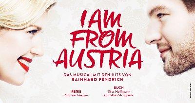 I am from Austria Plakat~1