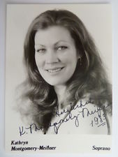 Kathryn Montgomery Meißner