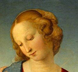 Madonna Kopf nach lins.j Buch 2