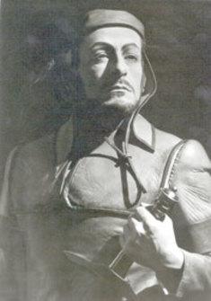 Niels MOELLER als Melot in Bayreuth