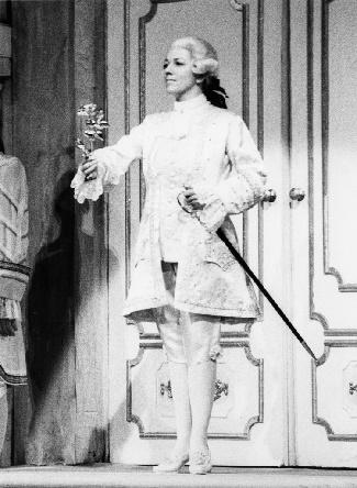 Torhild Staahlen als Octavian