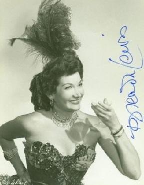 Brenda LEWIS als Rosalinde