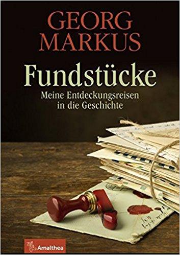 BuchCover Markus  Fundstücke