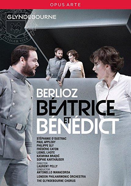 DVD Cover  Berlioz  Beatrice und Benedikt