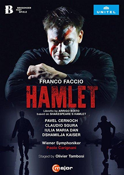 DVD Cover  Facccio  Hamlet