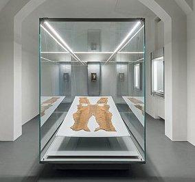 Dom Museum Rudolf Grabtuch