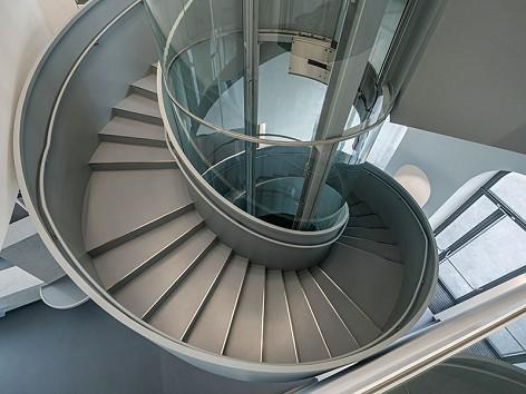 Dommuseum Treppe